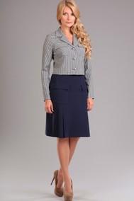951 серый с синим Lady Style Classic