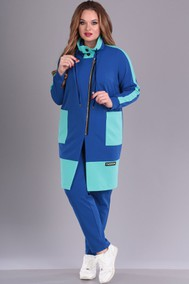 Модель 692 синий Anastasia MAK
