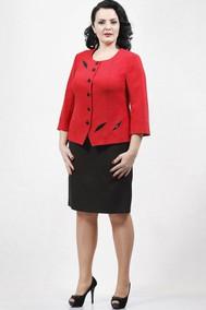 Модель 735 красный Madame Rita