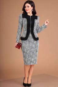 Модель 2540 серый+черный Мода-Юрс