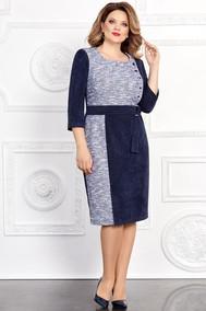 Модель 4668 темно-синий Mira Fashion