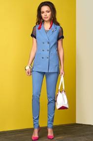 Модель 3406 синий Lissana
