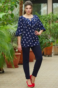1060 темно-синий Arita Style-Denissa