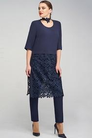 Модель 1106 темно-синий Arita Style-Denissa