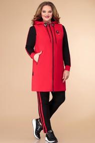 Модель 1295 красный Svetlana Style