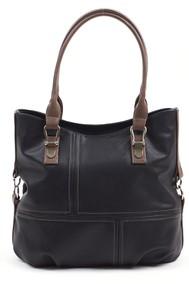 Модель 594 черный+коричневый Poliline