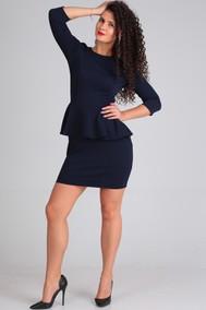 Модель 1480 тёмно-синий Lans Style