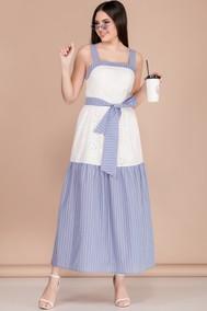 Модель 709 бело-синий Anastasia MAK