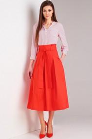 Модель 693 оранжевый Милора-стиль