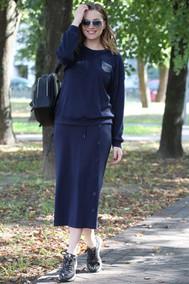 Модель D157-1 синий Juliet Style