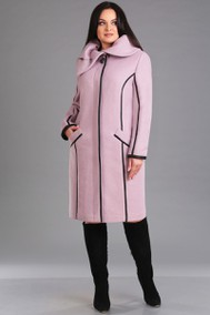Модель 1037 грязно-розовый Ива