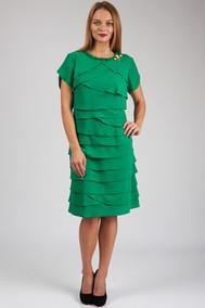 Модель 468 зеленые тона SVT-fashion