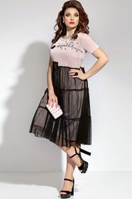 Модель 5353/1 Розовый/Черный VITTORIA QUEEN