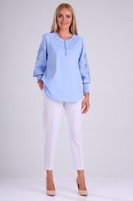 Модель 13955 голубой Sandyna