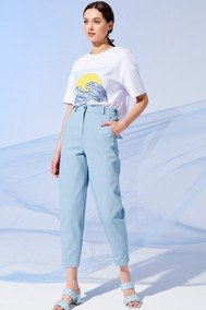 Модель 4175 серо-голубой Prestige