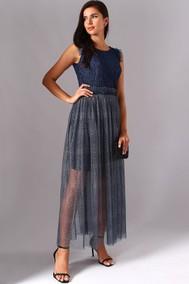 Модель 1106 синий  с серым МиА Мода
