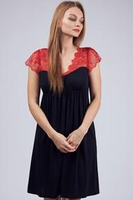 Модель 1812 черный с красным Sansa