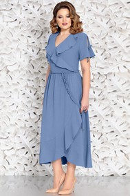 Модель 4608-3 голубой Mira Fashion