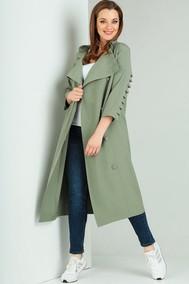 Модель 702 зеленый Vilena fashion