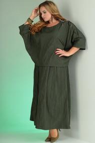 Модель 332/5 зеленый Angelina & Company