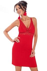 Модель Lily Czerwona красный DONNA
