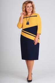 Модель 205 синий+желтый Swallow