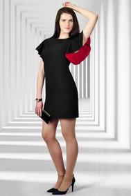 Модель Пл-3-43 черный Talia fashion
