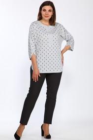 Модель 1392/1 Граффитовый с серым  Lady Style Classic