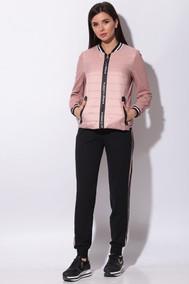 Модель 457 светло-розовый с чёрным new Bonna Image