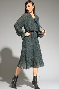 Модель 1972 зеленый горошек Магия Моды