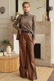Модель 2881 коричневый Vesnaletto