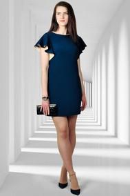 Модель Пл-3-43 темно-синий Talia fashion