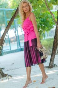 Модель 1998-2 розовый  Vesnaletto