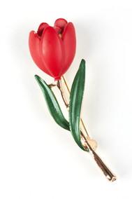 Модель Цветок 62316 золото+зеленый+красный Sergio Stefano