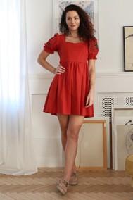Модель D126-1 красный Juliet Style