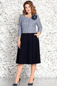 Модель 4556 синий Mira Fashion