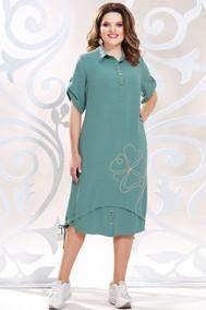 Модель 4797 бирюзовый Mira Fashion