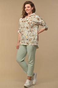 Модель 2058/5 Светло-зеленый Lady Style Classic