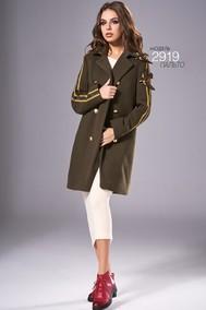 Модель 2919 коричневый Niv Niv Fashion
