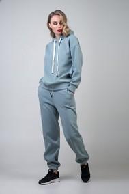 Модель 352 серо-голубой Marika