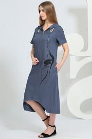 Модель D-137 темно-синий Juliet Style
