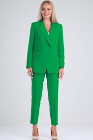 Модель 731 зеленое яблоко Vilena fashion