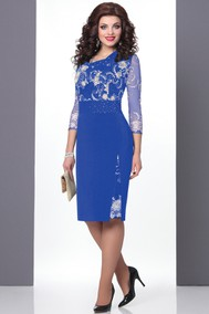 Модель 4115 василёк Mira Fashion