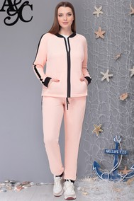 Модель 288  розовые тона Angelina & Company