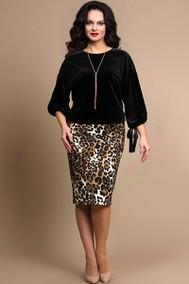 Модель 657 Черный/Леопард Alani