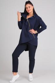 Модель 5480 темно-синий Lans Style
