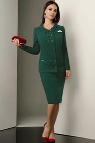 Модель 3248 темно-зеленый Lissana