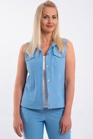 Модель 0617 голубой AVILIA