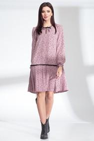 Модель 13900 грязно-розовый (горох) Sandyna