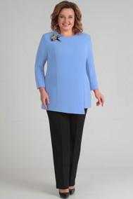 Модель 12-577 голубой Elga